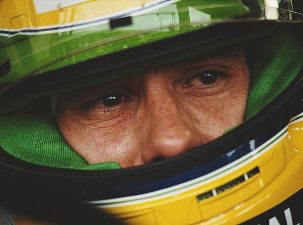 Ayrton Senna「Grand Prix of Germany」:写真・画像(4)[壁紙.com]