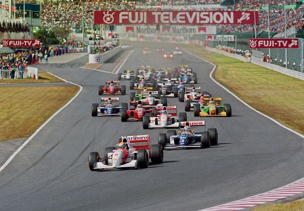 Formula One Racing「Grand Prix of Japan」:写真・画像(10)[壁紙.com]