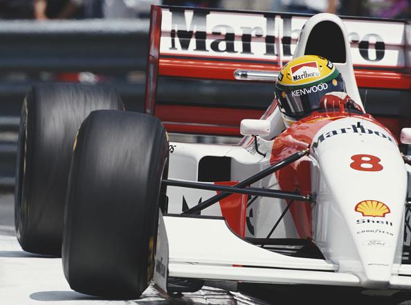 アイルトン・セナ「Grand Prix of Monaco」:写真・画像(2)[壁紙.com]