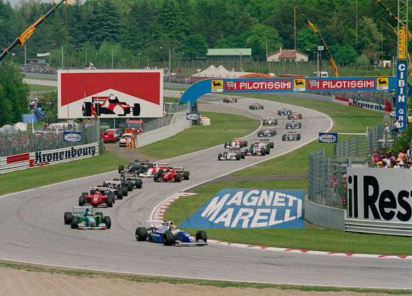 Grand Prix Motor Racing「Grand Prix of San Marino」:写真・画像(17)[壁紙.com]