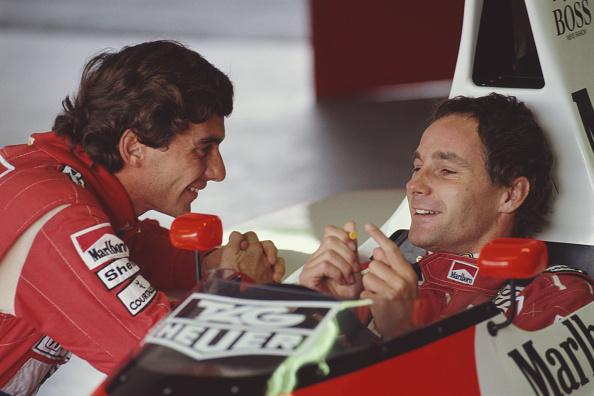 Ayrton Senna「F1 Pre season testing」:写真・画像(19)[壁紙.com]