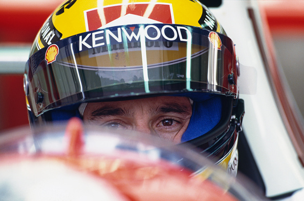カメラ目線「Grand Prix of Belgium」:写真・画像(17)[壁紙.com]