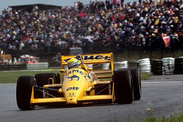 F1レース「Ayrton Senna, Grand Prix Of Austria」:写真・画像(13)[壁紙.com]