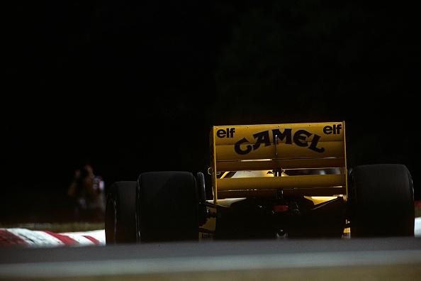 アイルトン・セナ「Ayrton Senna, Grand Prix Of Hungary」:写真・画像(18)[壁紙.com]
