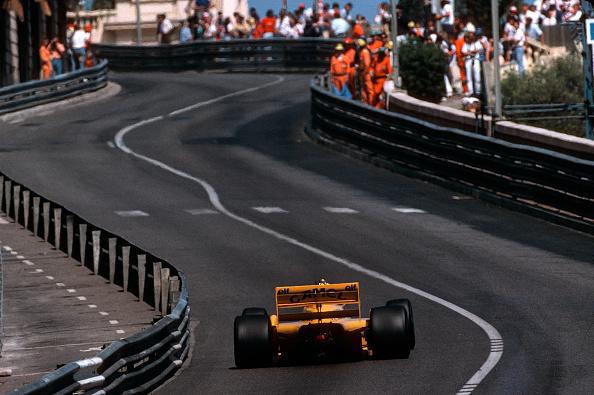 モナコ公国「Ayrton Senna, Grand Prix Of Monaco」:写真・画像(13)[壁紙.com]