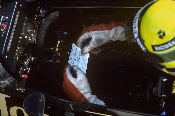 アイルトン・セナ「Ayrton Senna, Grand Prix Of Spain」:写真・画像(1)[壁紙.com]