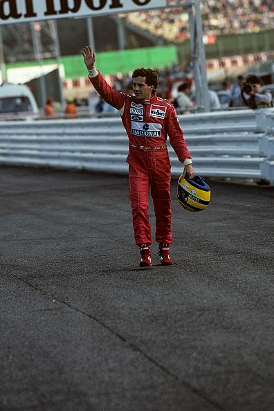 Ayrton Senna「Ayrton Senna, Grand Prix Of Japan」:写真・画像(9)[壁紙.com]