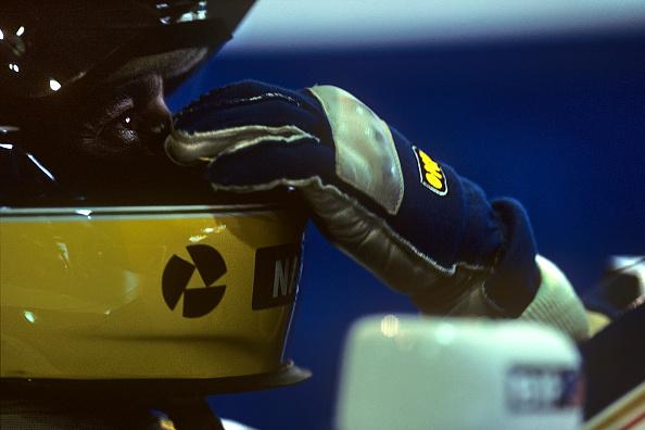 アイルトン・セナ「Ayrton Senna, Grand Prix Of Brazil」:写真・画像(6)[壁紙.com]