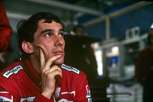Ayrton Senna「Ayrton Senna, Grand Prix Of Japan」:写真・画像(7)[壁紙.com]