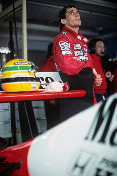 Japanese Formula One Grand Prix「Ayrton Senna, Grand Prix Of Japan」:写真・画像(1)[壁紙.com]