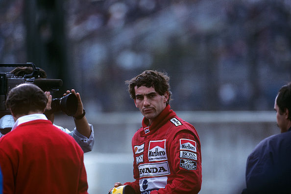 Japanese Formula One Grand Prix「Ayrton Senna, Grand Prix Of Japan」:写真・画像(4)[壁紙.com]
