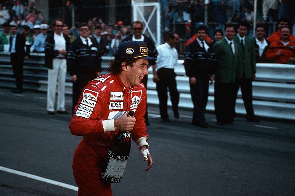 モナコ公国「Ayrton Senna, Grand Prix Of Monaco」:写真・画像(11)[壁紙.com]