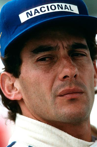 Japan「Ayrton Senna, Grand Prix Of Pacific」:写真・画像(13)[壁紙.com]