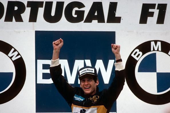 Portugal「Ayrton Senna, Grand Prix Of Portugal」:写真・画像(7)[壁紙.com]
