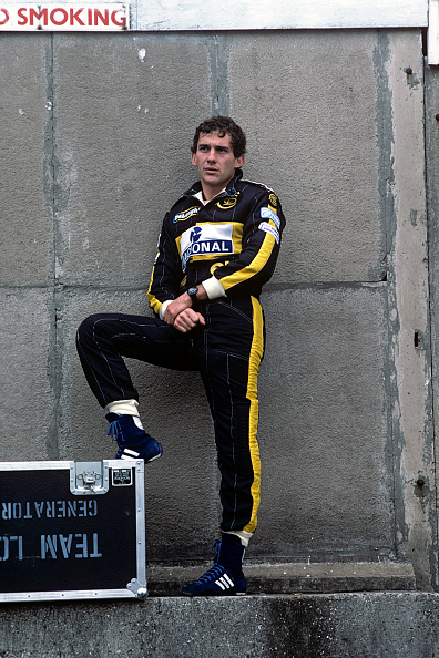 アイルトン・セナ「Ayrton Senna, Grand Prix Of Great Britain」:写真・画像(9)[壁紙.com]