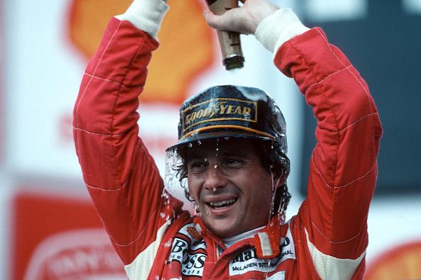 Ayrton Senna「Ayrton Senna, Grand Prix Of Brazil」:写真・画像(13)[壁紙.com]