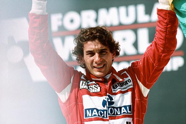 Ayrton Senna「Ayrton Senna, Grand Prix Of Brazil」:写真・画像(2)[壁紙.com]
