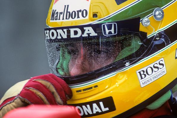 アイルトン・セナ「Ayrton Senna, Grand Prix Of Brazil」:写真・画像(15)[壁紙.com]