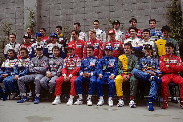 F1グランプリ「Ayrton Senna, Damon Hill, Mika Hakkinen, Michael Schumacher, Jean Alesi, Gerhard Berger, Johnny Herbert, Eddie irvine, Michele Alboreto, Heinz Harald Frentzen, Olivier Panis, Rubens Barrichello, Martin Brundle, Grand Prix Of Brazil」:写真・画像(15)[壁紙.com]