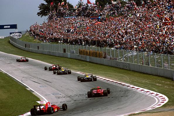 1990-1999「Ayrton Senna, Alain Prost, Grand Prix Of Imola」:写真・画像(3)[壁紙.com]