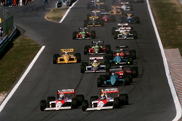 McLaren-Honda Racing Team「Ayrton Senna, Alain Prost, Grand Prix Of Portugal」:写真・画像(10)[壁紙.com]