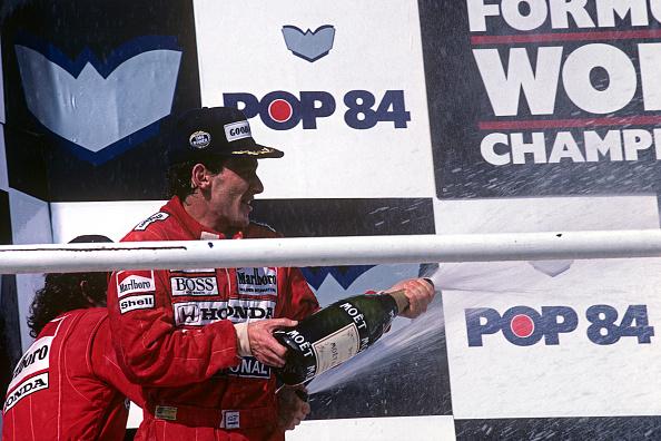 ハンガロリンク「Ayrton Senna, Alain Prost, Grand Prix Of Hungary」:写真・画像(13)[壁紙.com]