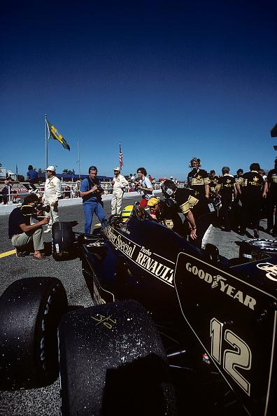 アイルトン・セナ「Ayrton Senna, Grand Prix Of France」:写真・画像(16)[壁紙.com]