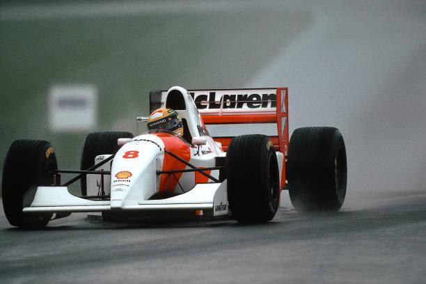 Ayrton Senna, Grand Prix Of Europe:ニュース(壁紙.com)