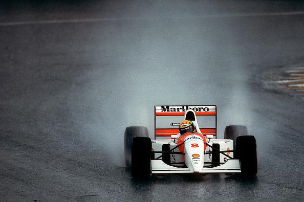 1990-1999「Ayrton Senna, Grand Prix Of Brazil」:写真・画像(7)[壁紙.com]