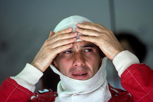 ハンガロリンク「Ayrton Senna, Grand Prix Of Hungary」:写真・画像(15)[壁紙.com]