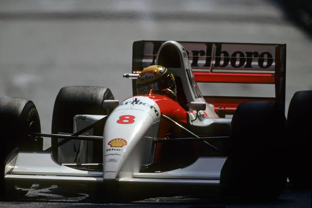 Ayrton Senna, Grand Prix Of Monaco:ニュース(壁紙.com)