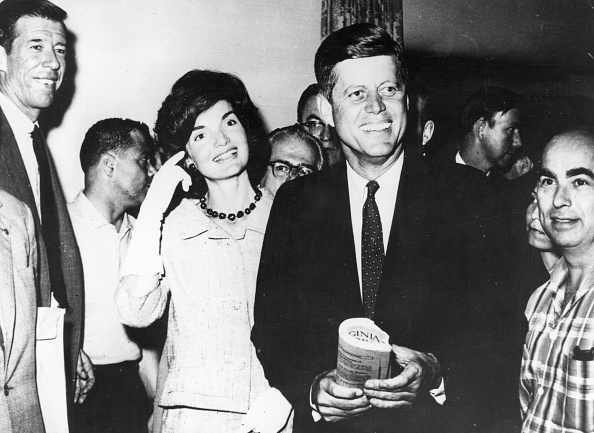 Presidential Election「John F Kennedy」:写真・画像(7)[壁紙.com]