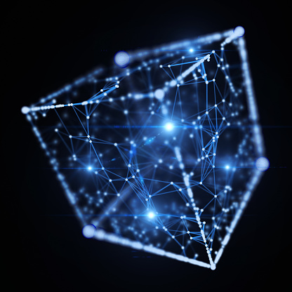 Square「Network」:スマホ壁紙(15)