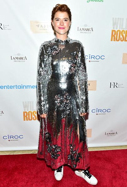 薔薇「Premiere Party For Entertainment One's 'Wild Rose' - Arrivals」:写真・画像(8)[壁紙.com]