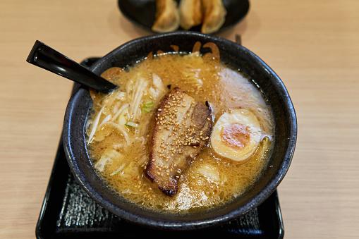 日本文化「Pork ramen」:スマホ壁紙(16)