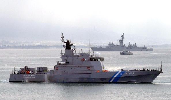 Greece「NATO Permanent Fleet Scheduled To Arrive In Greek Port」:写真・画像(13)[壁紙.com]