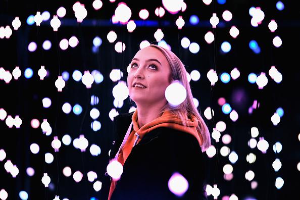 Installation Art「Edinburgh Lumen Lights Up The Night」:写真・画像(9)[壁紙.com]