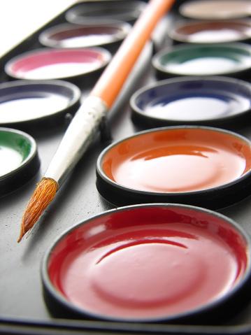 Acrylic Painting「Watercolors」:スマホ壁紙(17)