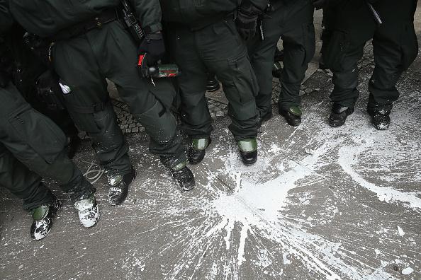 Blockupy「Blockupy Protests In Frankfurt」:写真・画像(8)[壁紙.com]