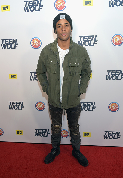 Fully Unbuttoned「MTV Teen Wolf Los Angeles Premiere Party」:写真・画像(11)[壁紙.com]