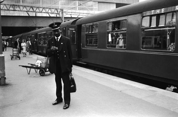 Railroad Car「First Black Guard」:写真・画像(0)[壁紙.com]