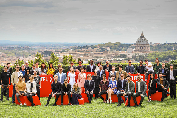Franco Origlia「Netflix See What's Next Event In Rome」:写真・画像(0)[壁紙.com]