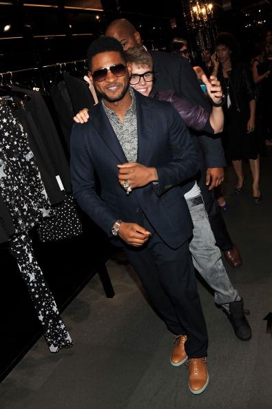 Stephen Lovekin「Dolce & Gabbana Celebrates Fashion's Night Out」:写真・画像(2)[壁紙.com]