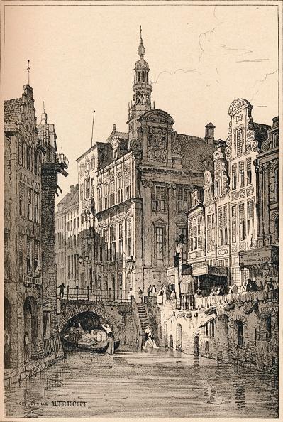 Utrecht「'Utrecht', C1820 (1915)」:写真・画像(16)[壁紙.com]
