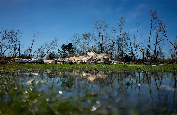 Hurricane - Storm「Hurricane Laura Makes Landfall On US Gulf Coast」:写真・画像(5)[壁紙.com]
