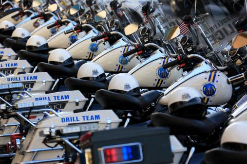 Motorcycle「Police motorcycles」:スマホ壁紙(19)