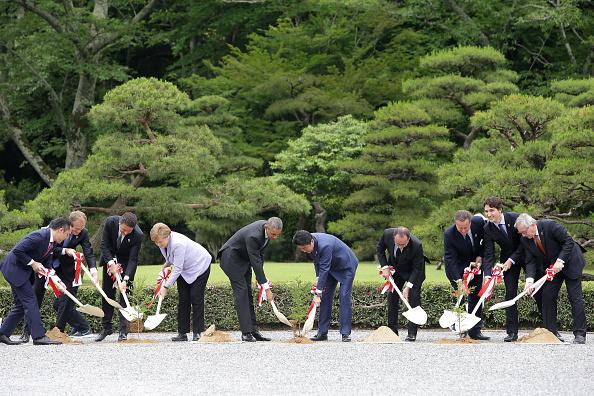 Planting「G7 Japan 2016 Ise-Shima - Day 1」:写真・画像(19)[壁紙.com]