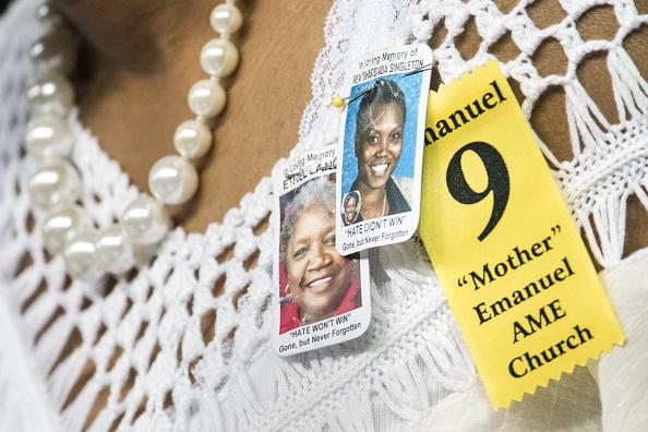 Methodist「Charleston Marks One Year Anniversary Of Church Shootings」:写真・画像(10)[壁紙.com]