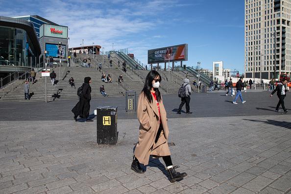 Stratford - London「Londoners Feel The Impact Of Shutdowns Due To Coronavirus」:写真・画像(1)[壁紙.com]