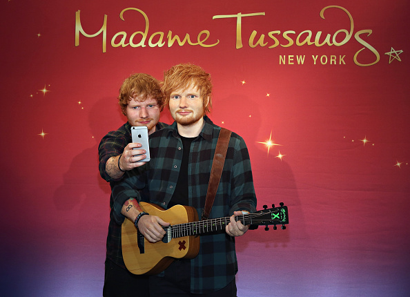 Wax Figure「Madame Tussauds New York And Ed Sheeran Debut Never Before Seen Wax Figure Of Music Superstar」:写真・画像(15)[壁紙.com]